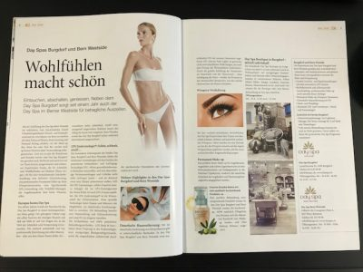 Magazin Wellness live