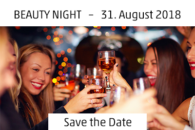 BeautyNight 2018 – Save the Date
