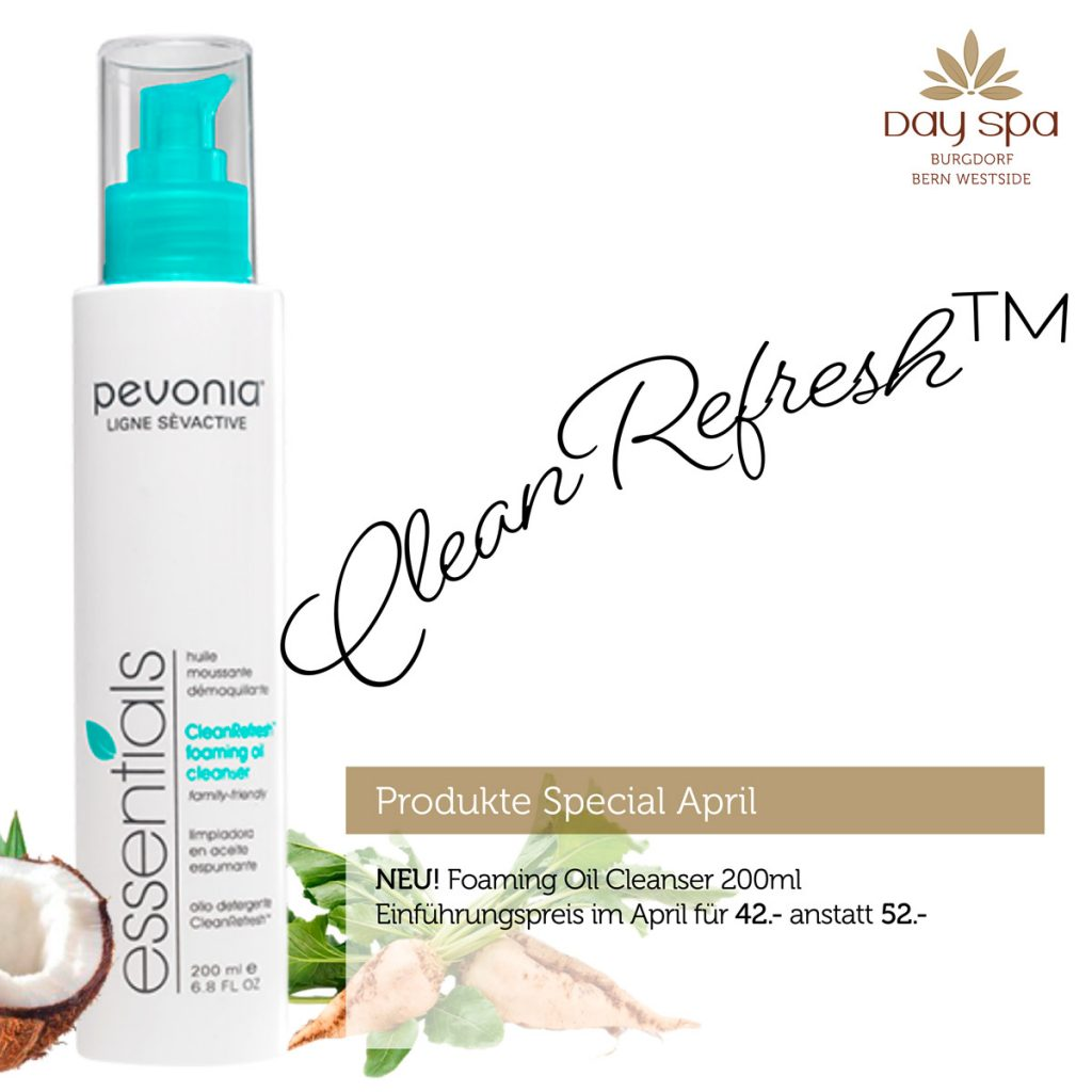 CleanRefresh Foaming Oil Cleanser